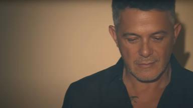 Alejandro Sanz en una imagen de 'Bio', su canción más personal y autobiográfica