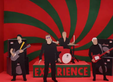 "U2, videoclip oficial de ""Get out of your own way"""