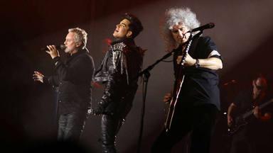 Queen y Adam Lambert, actuación de lujo en los Óscar