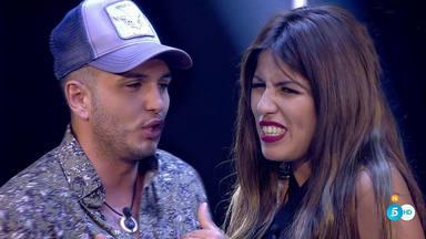 Omar Montes e Isa Pantoja en GH VIP 6