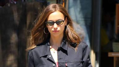 Irina Shayk, pillada paseando junto a su nuevo amor por las calles de Nueva York