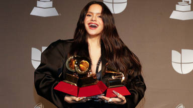 Todos sobre el éxito de Rosalía en los Latin GRAMMY 2019
