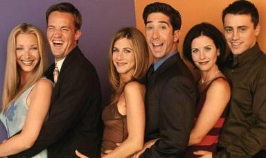 El pastizal que cobrarán los actores de 'Friends' por su reencuentro en televisión