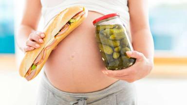 La gran mentira de la alimentación durante el embarazo