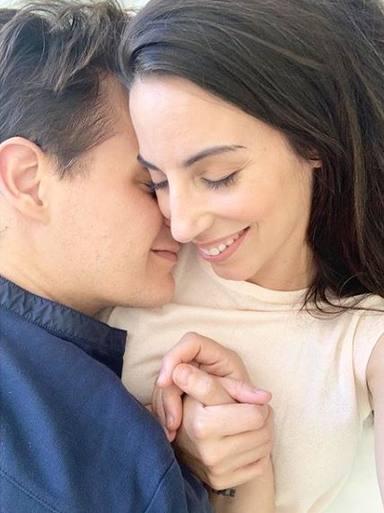 La emotiva felicitación de Almudena Cid a su marido Christian Gálvez por su 40 cumpleaños