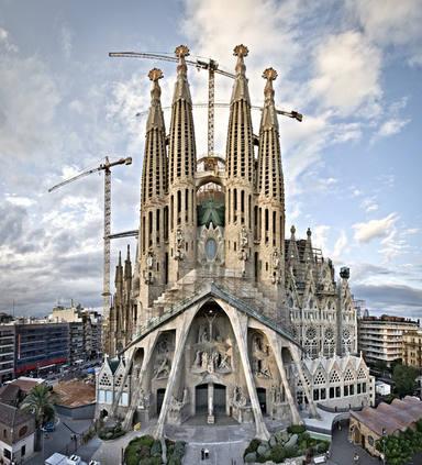 La Sagrada Família tornarà a obrir al juliol