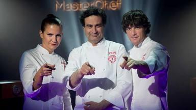 Masterchef 8 polémicas: Saray, Luna y Juana