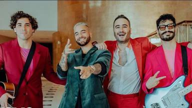"""Reik y Maluma han conseguido la colaboración """"Perfecta"""" con esta canción"""