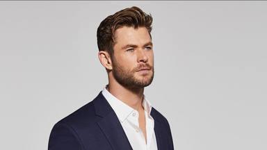 Chris Hemsworth en una foto de sus redes sociales