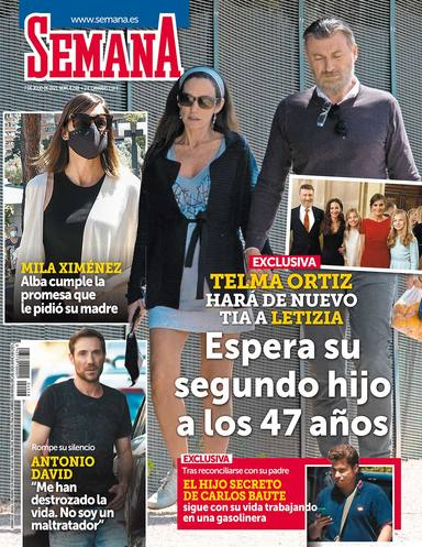 La vida de José Daniel tras el reconocimiento de Carlos Baute como su hijo: su trabajo en una gasolinera de Ja
