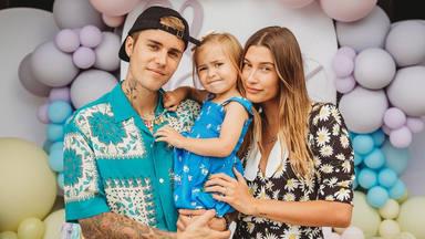 La inspiradora foto familiar de Justin Bieber con la que anuncia su nueva música