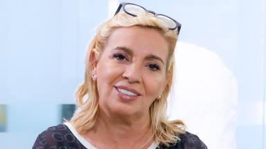 Carmen Borrego, destrozada por las críticas voraces a su último retoque estético en la cara