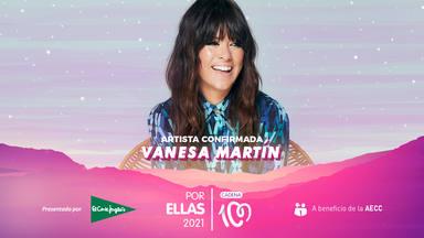 Vanesa Martín, primera artista confirmada para el CADENA 100 Por Ellas 2021 y creadora del himno