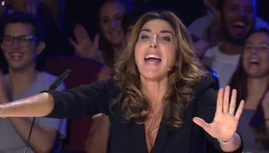Paz Padilla se postula como concursante de 'Got Talent' con unas complicadas acrobacias