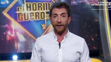 Pablo Motos en 'El Hormiguero'