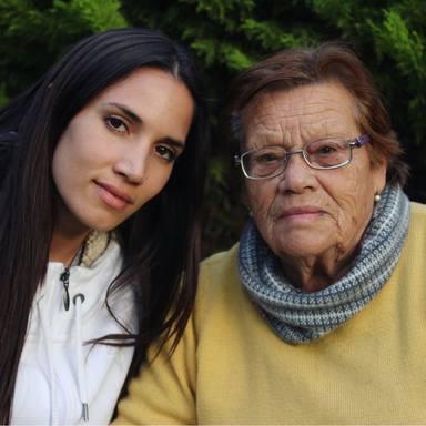 Fallece la abuela de India Martínez