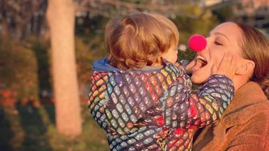 Eva González muere de amor con el juego de niños de su hijo Cayetano Jr