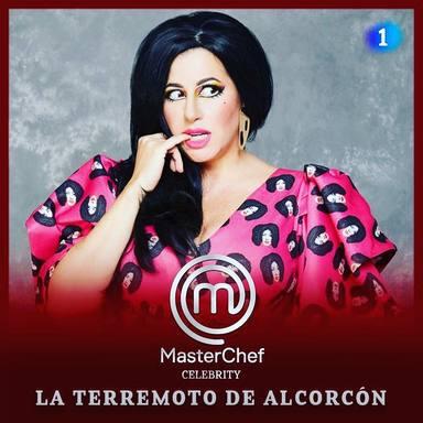 La terremoto de Alcorcón concursante de Masterchef
