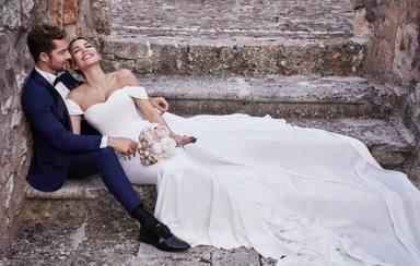 David Bisbal y Rosanna Zenetti