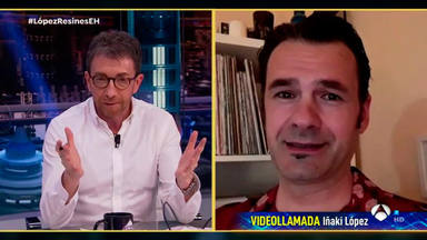 Iñaki lópez habla de su hijo en 'El Hormiguero'