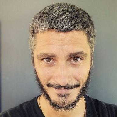 El nuevo look de Antonio Pagudo con el que está irreconocible