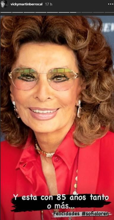 Sophia Loren cumpleaños