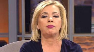Carmen Borrego se sincera en la escalera de las emociones de 'Viva la vida'
