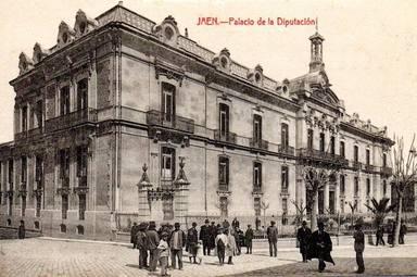 La memoria del antiguo Jaén en una exposición de postales