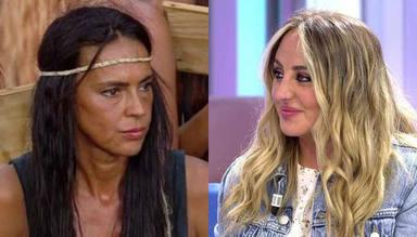 """Destapan el plan de Rocío Flores para hacer ganadora de 'Supervivientes' a Olga Moreno: """"Quince para votarte"""""""