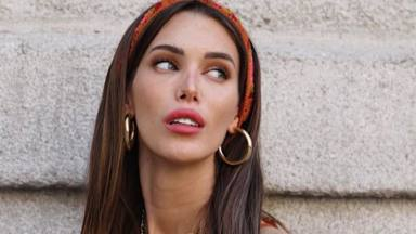 Marta López Álamo, la pareja 'influencer' de Kiko Matamoros, en una imagen de las redes sociales