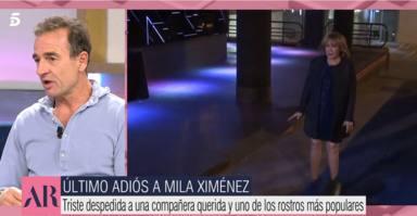 La rabia de Alessandro Lequio tras el fallecimiento de Mila Ximénez: Hay cosas que sigo sin entender