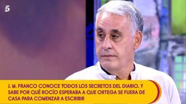 José María Franco destroza la imagen de Ortega Cano con su testimonio en Sálvame