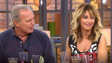 Bertín Osborne y Emma García en '¡30 años juntos!' en 'Viva la vida'
