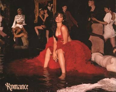 portada Romance Camila Cabello