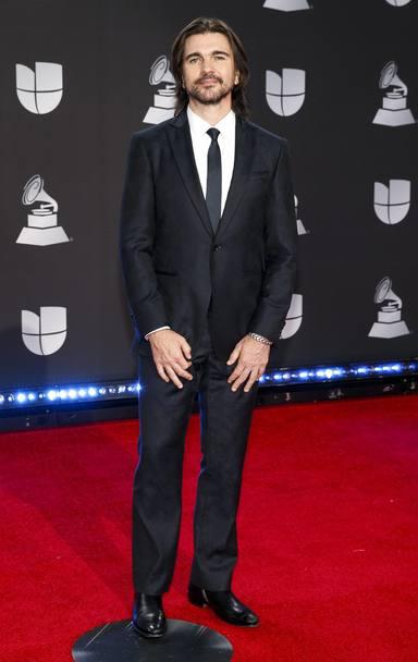 Juanes en los Latin Grammy