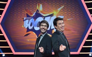 El pique de Arturo Valls con Juanra Bonet por ver quién presenta mejor su programa