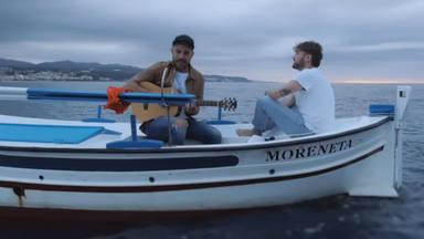 """En CADENA 100 está sonando """"Soldadito de Hierro"""" con Nil Moliner y Dani Fernández"""