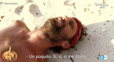 La continuidad de Antonio Pavón en Supervivientes en aire por una hernia: No puede reincorporarse