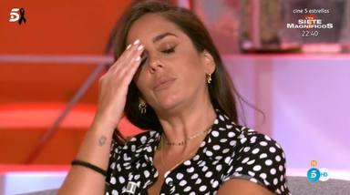 Anabel Pantoja vive uno de los peores momentos de su vida tras ponerse en peligro su boda con Omar