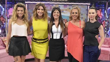 Yolanda Ramos y Rocío Carrasco se hicieron amigas en Hable con ellas