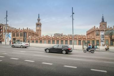 Creix l'àrea verda de Barcelona
