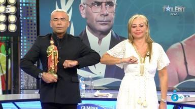 Belén Esteban y Jorge Javier Vázquez firman su propia paz