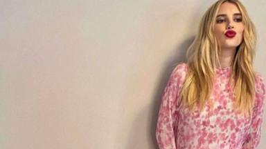 Emma, la sobrina de Julia Roberts, trae nuevas ilusiones a la familia, a días de dar a luz