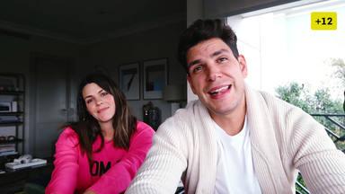 Laura y Diego Matamoros se confiesan