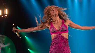 Shakira completa su primer mes de grabaciones del próximo álbum antes de volver a España