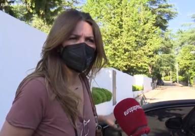 """La contundente respuesta de Fabiola Martínez a Bertín Osborne tras sus duras declaraciones: """"La tiene"""""""