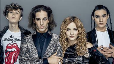 El fenómeno Måneskin: Número 1 global después de arrasar en Eurovisión