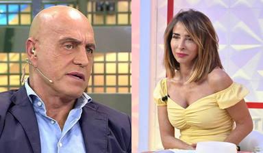 María Patiño revela el motivo oculto que estaría dinamitando la salida de Kiko Matamoros de 'Sálvame'