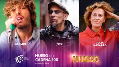 Un poco de rock y literatura el próximo domingo en 'Hueso, en CADENA 100'