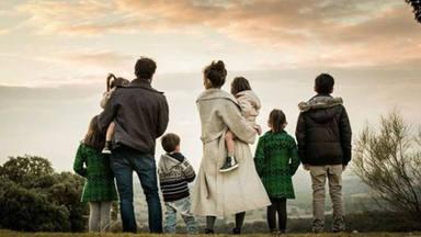 El importante mensaje que lanza Verdeliss en una imagen con 4 de sus 7 hijos